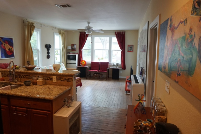 Gallery 84 interior