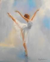 Blue Dancer - Eve Larson