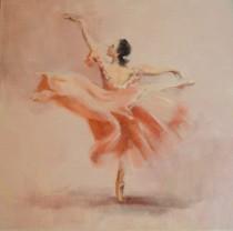 Pink Ballerina - Eve Larson