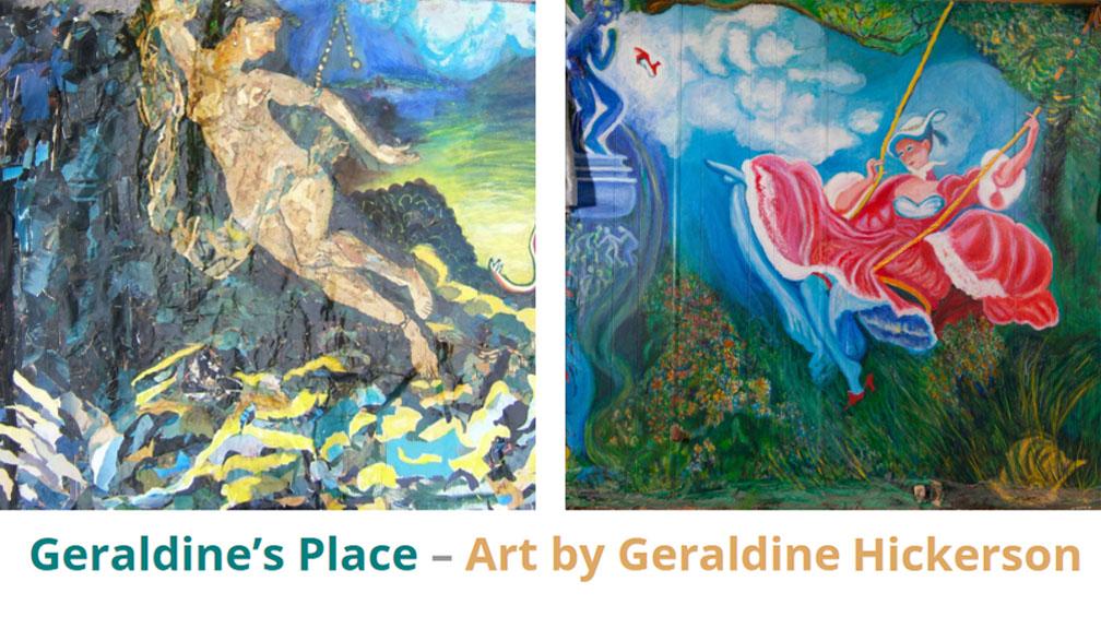 Geraldine's Place WordPress image